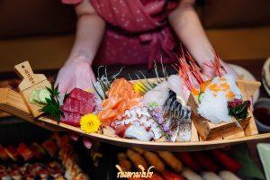sashimi all