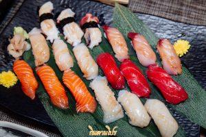 Sushi tat