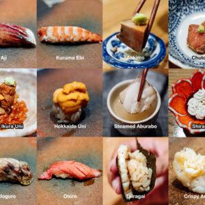 Sushi Juban โอมากาเสะสาขาใหม่พร้อมเปิดตัวเชฟญี่ปุ่น